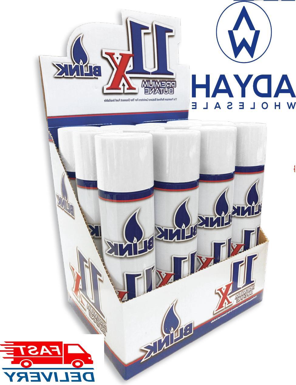 11x ultra refined butane gas filtered lighter