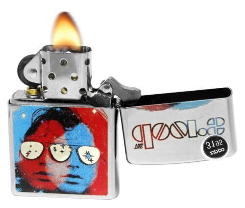 Zippo 29709 Design Morrison Polish Chrome