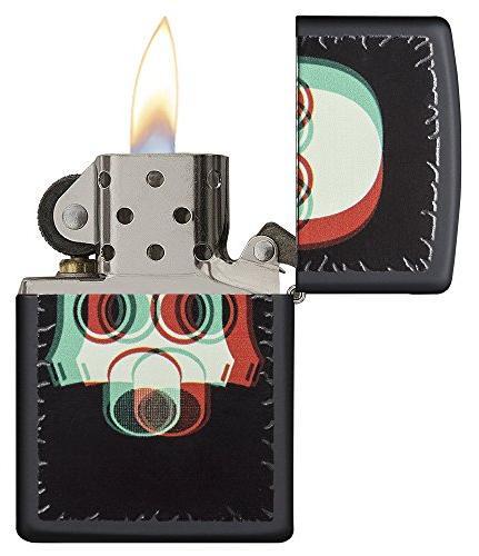 Zippo 3D Pocket Lighter,