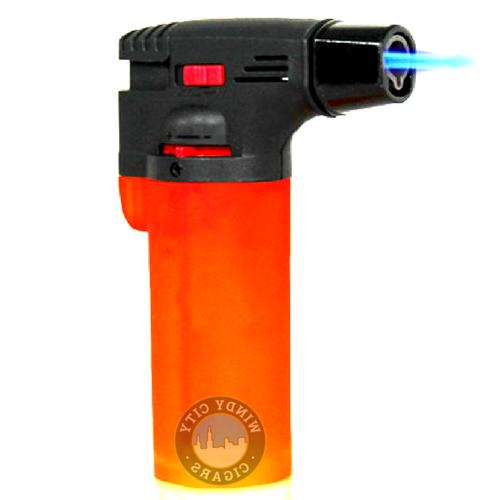4 Pack Torch Butane Refillable FREE