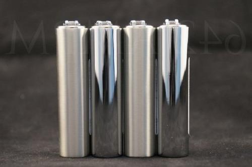 4 refillable mini lighters