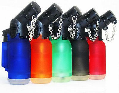 5 PACK Degree Angle Torch Lighter