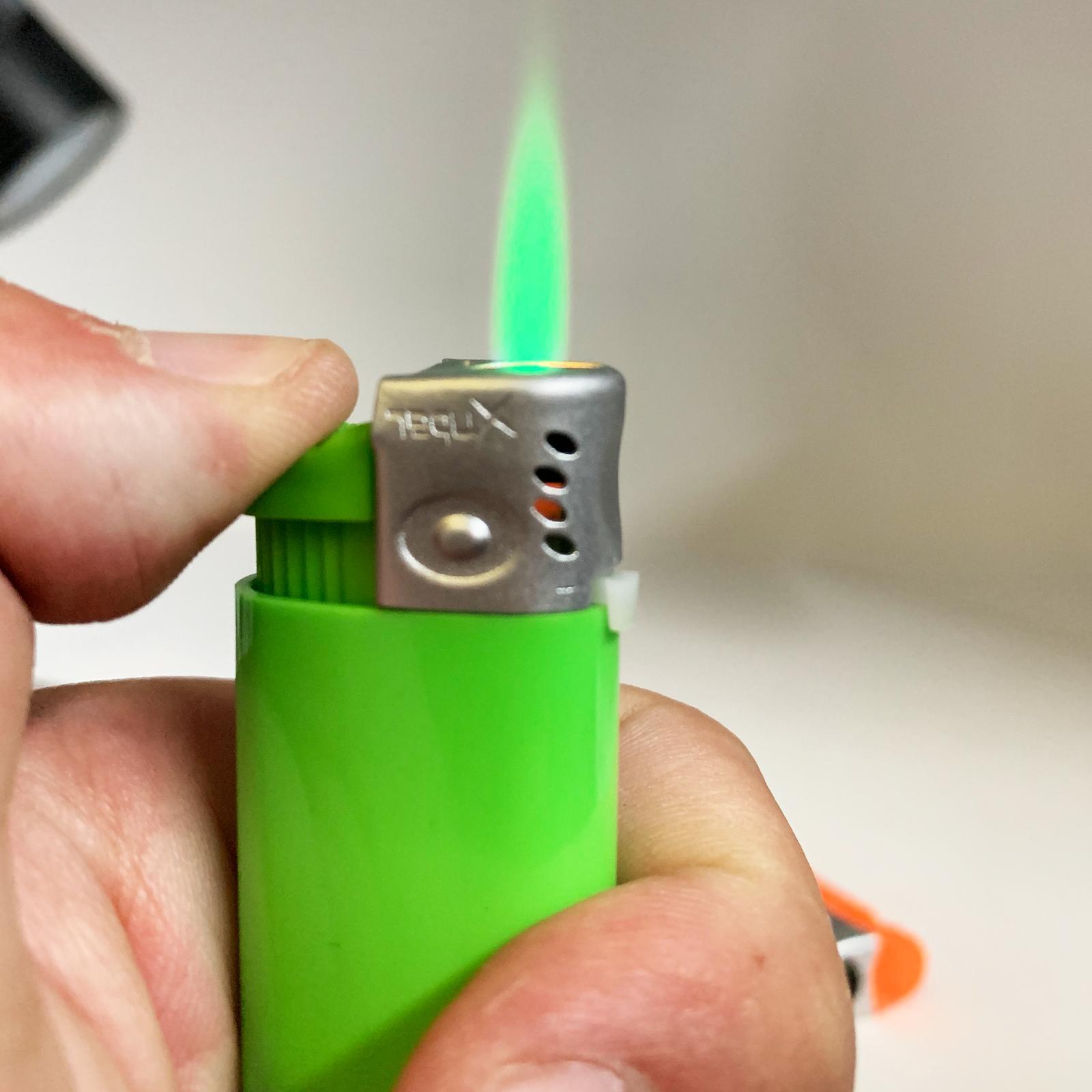 Pack of Jet Windproof Adjustable Flame