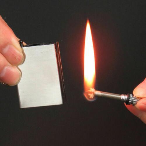 5x Lighter, Endless Camp Fire Starter