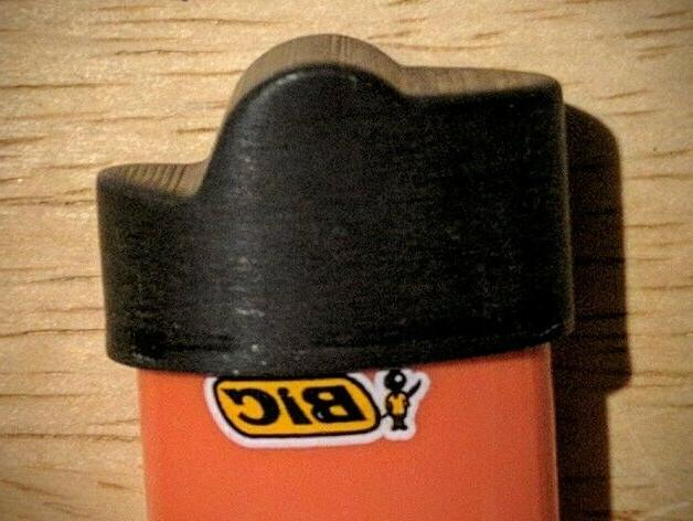 5 x Bic cap safety protector