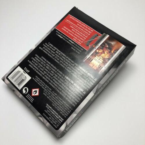 72 Weber Fire Starters Lighter Smokeless Pack **NEW**