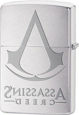 Zippo Assassins Creed Chronicles Franchise Logo Video Game