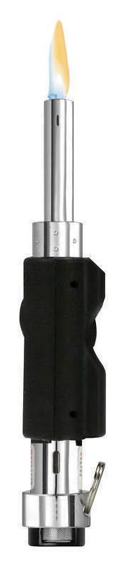 Zippo Outdoor Refillable Utility Lighter, Black & Chrome, Un