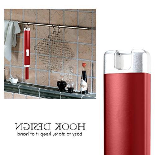 Kivors Lighter Long Plasma Arc Beam Lighter Flameless Grill Candle