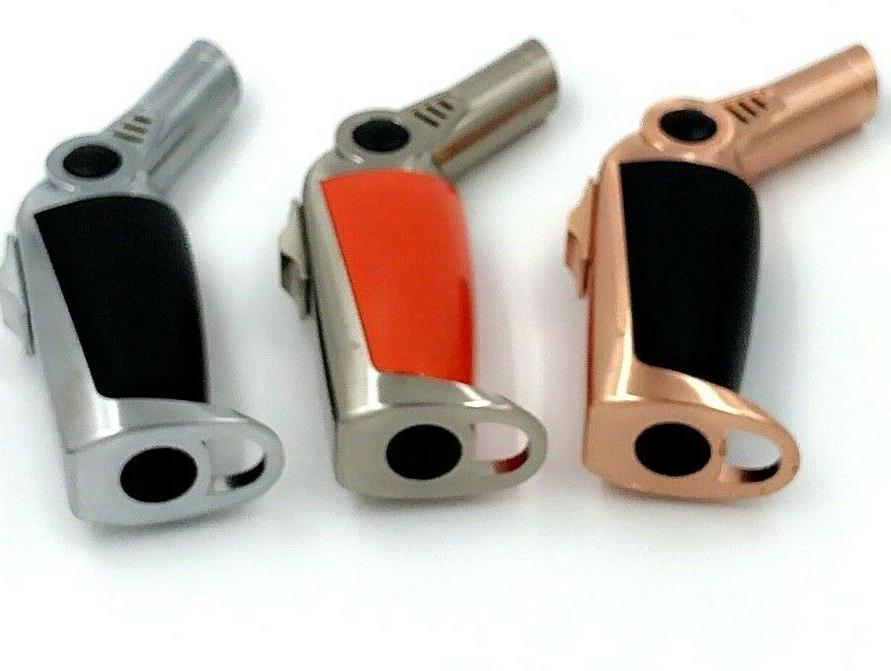 Best Torch gun cigarette cigar lighter refillable butane windproof