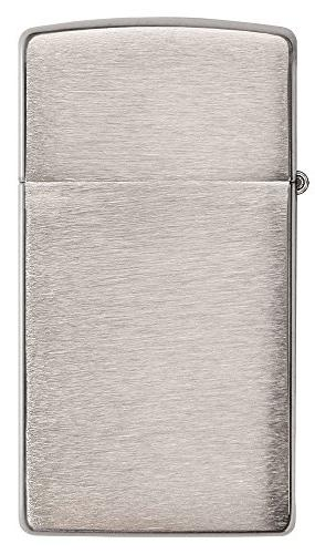 Zippo Brushed Pocket Lighter