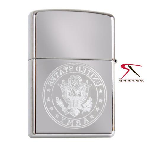 chrome fire starters lighters wwii commemorative 4941