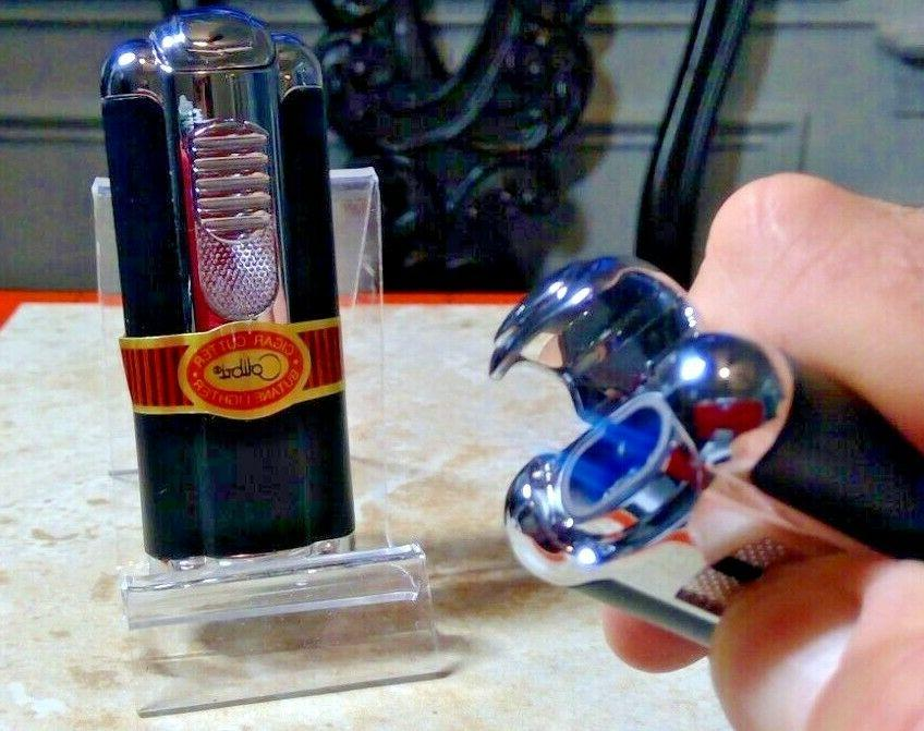 COLIBRI CIGAR TORCH LIGHTER PUNCHES