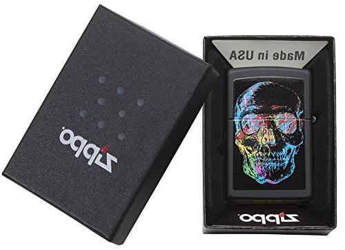 Zippo Colorful Lighter,