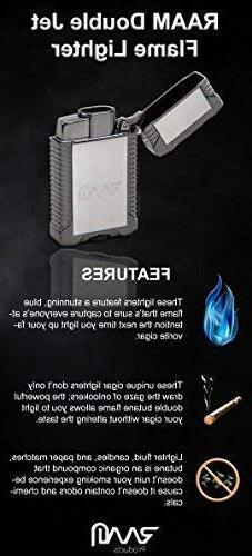 RAAM Double Lighter