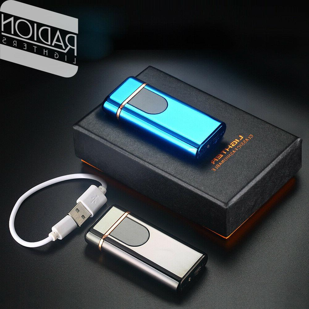 Dual Lighters Rechargeable US