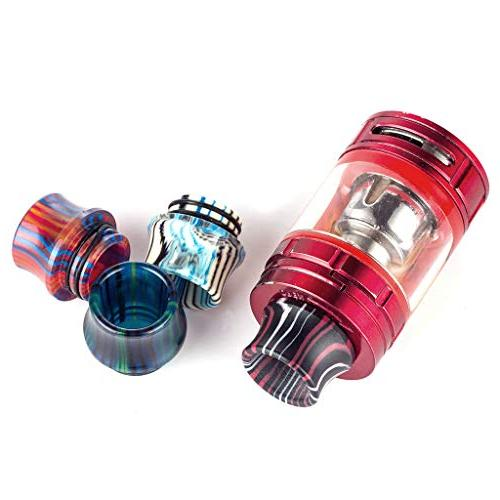 Carise Electronic Cigarette Wide Bore Mouthpieces Durable Universal 810 Epoxy Drip Tips