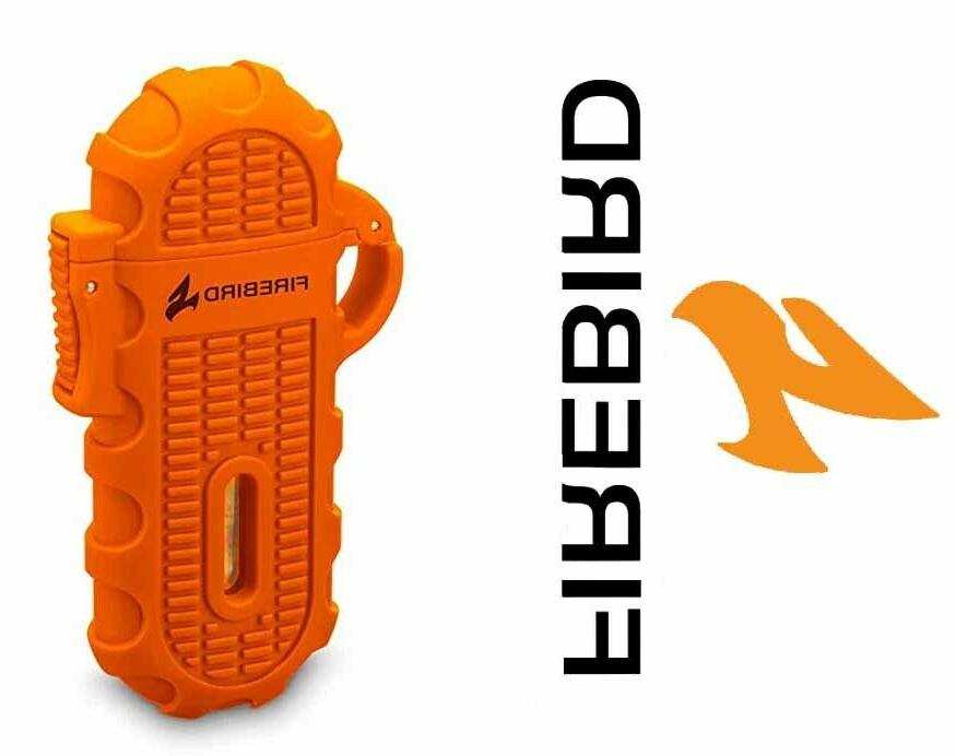 firebird colibri cigar lighter orange ascent butane