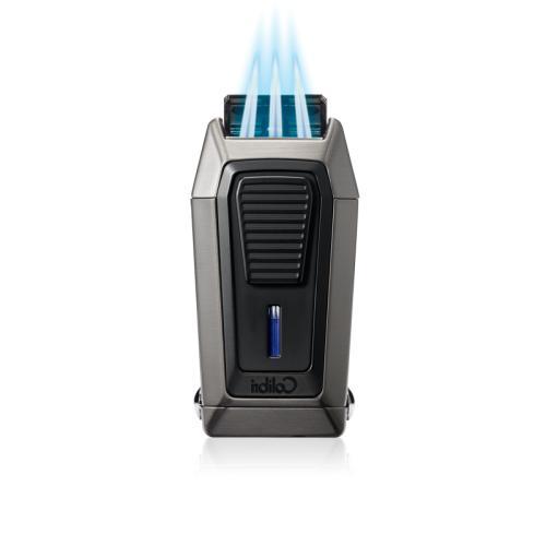 gotham quantum triple jet lighter with built