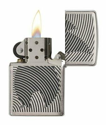 Zippo Illusion Chrome, Pocket #29429