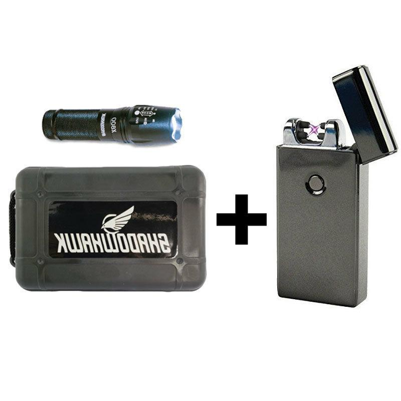 inferno usb rechargeable lighter electric lighter windproof