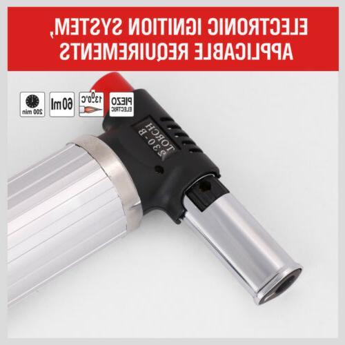 """Jet Torch Lighter Welding Flame Butane 5.5"""""""
