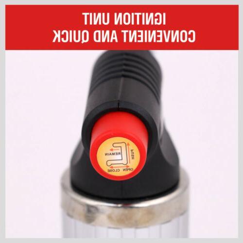 Jet Gun Lighter Welding Adjustable Butane Gas