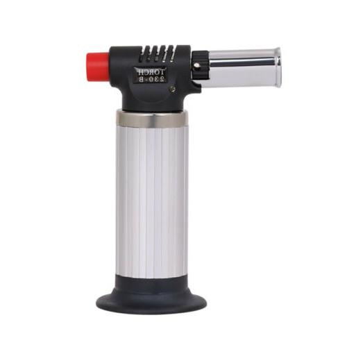 jet torch gun lighter welding adjustable flame