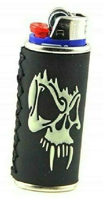 Lighter Case Metal Lighter Case For BIC Lighter , Glowing in
