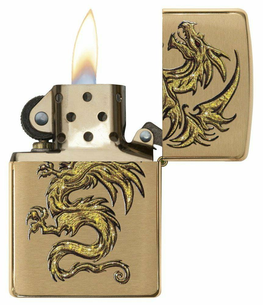 Zippo Lighter Supplies Windproof Collectibles