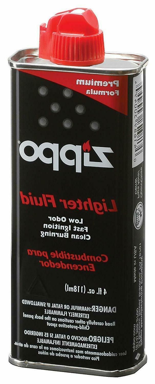 Zippo Premium Lighter Fluid Fuel