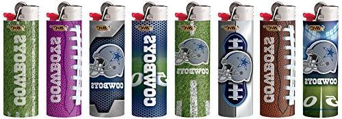 Bic Dallas NFL Licensed Full Size Set