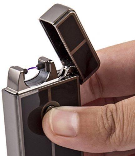 Tesla LightersTM Rechargeable Arc Lighter