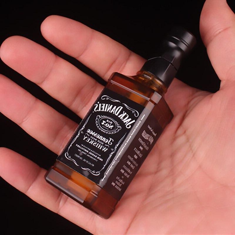Mini bottle shape without fuel