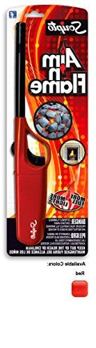 Scripto Multi Purpose Aim'm Flame II Refillable Lighter