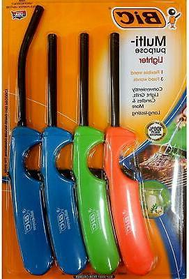 BIC Multi Purpose Lighter BBQ Lighters, Fireplaces and Utili