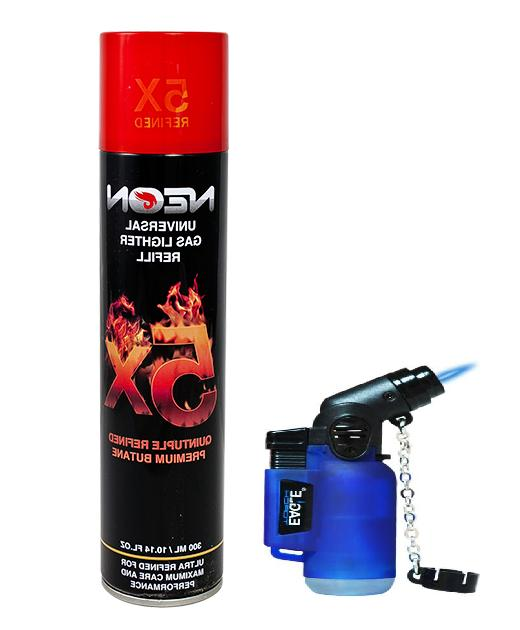 NEON Butane Fuel Refined 5 EAGLE TORCH