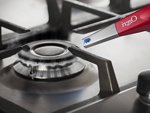 Ozeri OPL1-R Piezoelectric Kitchen Stove Flameless