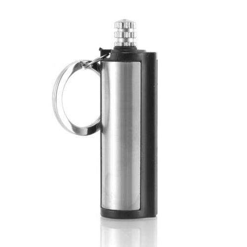 Permanent Keychain Lighter Waterproof Gear