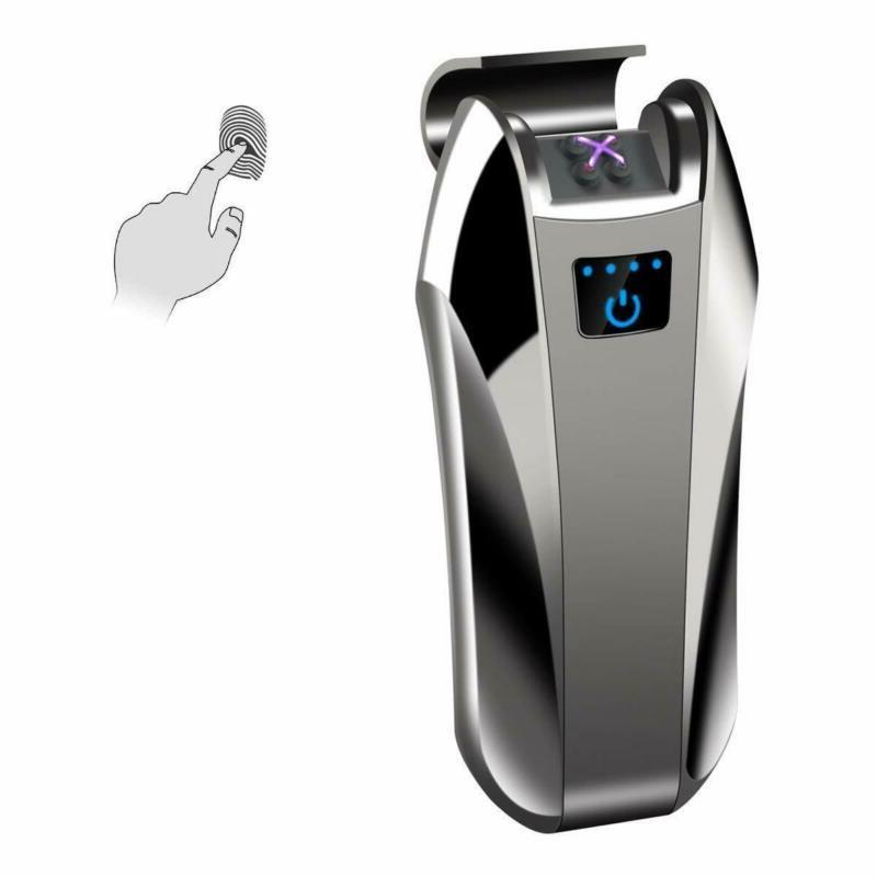 Kivors Plasma Arc Beam Lighter, Usb Rechargeable Electric Wi