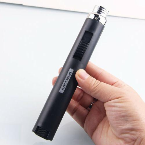 Portable Jet Pencil Torch Butane Gas Lighter for Camping Cig
