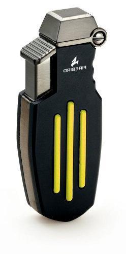 Firebird - Raptor Black and Yellow Lighter by Colibri