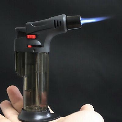 triple torch jet flame refillable butane gas