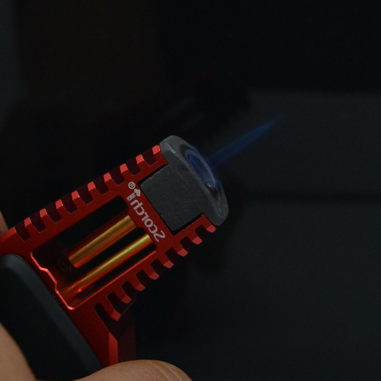 Scorch Refillable Cigar Lighter & Butane Fuel