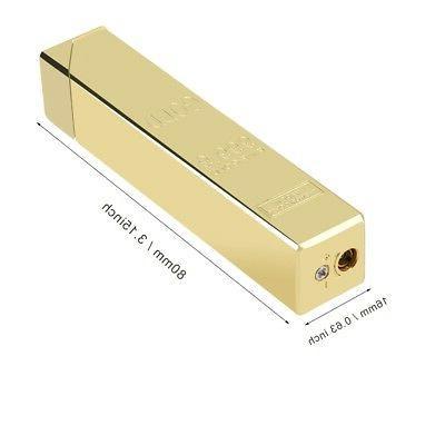 Refillable Lighter Bar Metal Gas