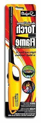 RV Butane Lighter, Wind Resistant, Disposable, 1/pk Assorted