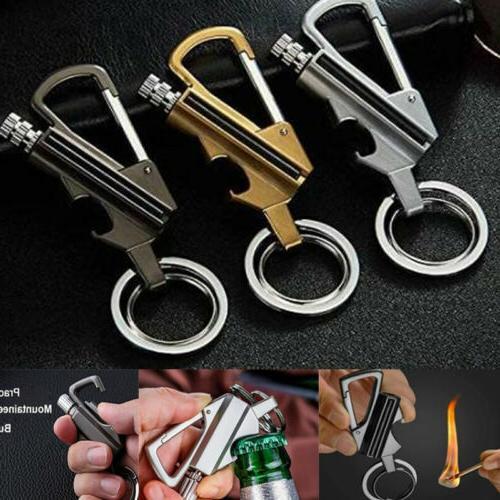 ten thousand matches oil lighter key chain