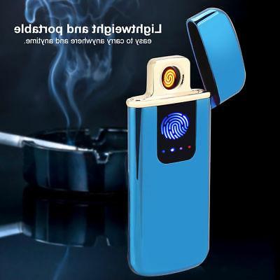 USB Dual Flameless Cigarette Lighter