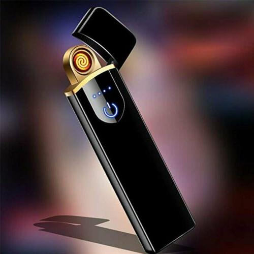 Smart Touch Rechargeable Arc Plasma Electric Lighter