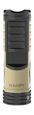 XIKAR Tactical 1 Single-jet Flame Lighter Black - 551BK